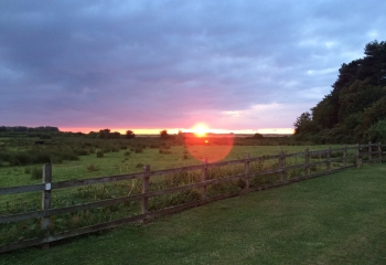 Sunset View holiday home sunset